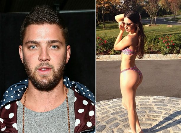 Chandler Parsons Breaks the Heart of the World's Most Famous Ass?