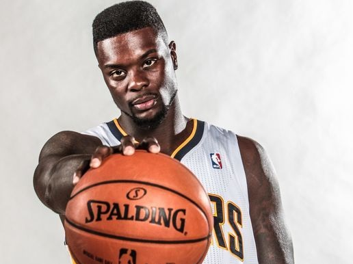 Lance Stephenson Can Crack open an Apple With His Bare Hands