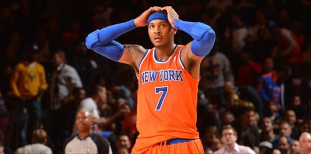 First Pictures Of Carmelo Anthony's Pregnant Stripper