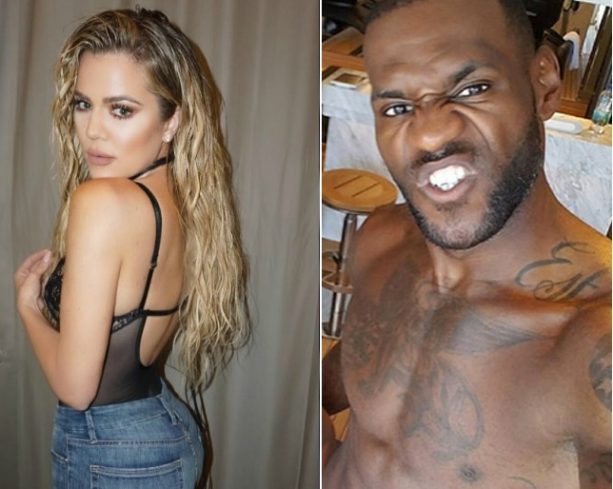 Porn Star Says Khloe Has The Best Kardashian Butt, But It's Not As Good As LeBron James'