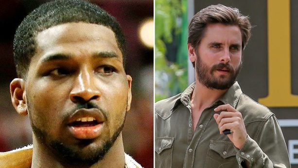 Scott Disick Hooked up with Tristan Thompson's Lady?