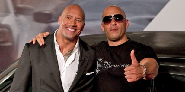 The Rock Calls Truce with Vin Diesel for the Sake of Making Sh*t Loads of Money
