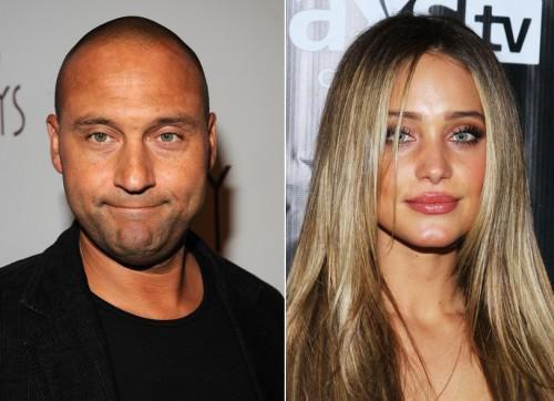 More Derek and Hannah Jeter Split Rumors Surface