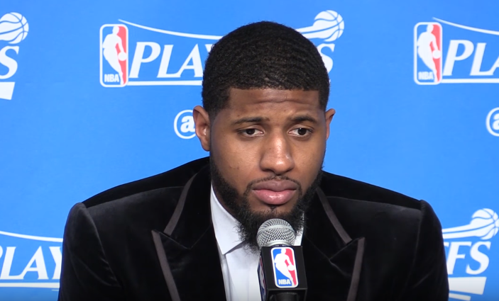 Paul George Threw His Teammate Under The Bus For Taking The Final Shot
