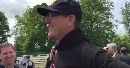 Jim Harbaugh Discovered Opera