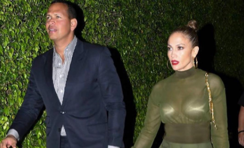 A-Rod And J-Lo Are Still A Thing
