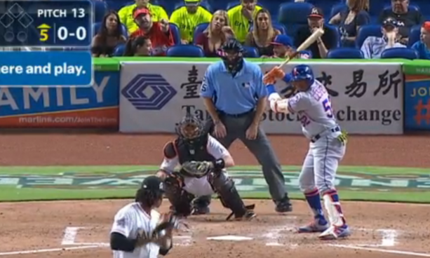 Marlins Man Brings the Ladies to the Ballpark