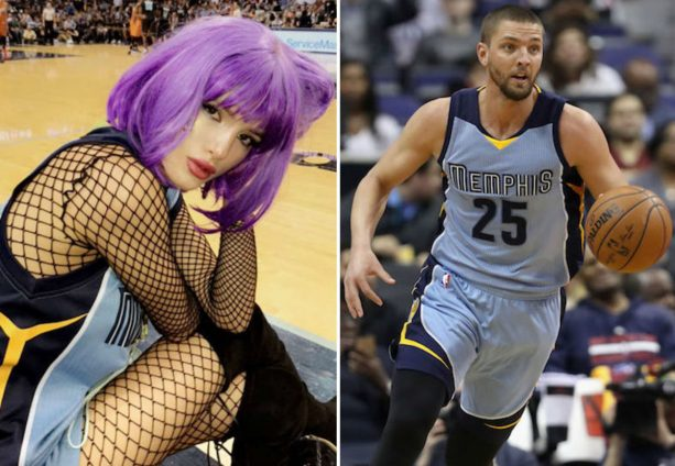 Actress Bella Thorne Heartbroken over Chandler Parsons