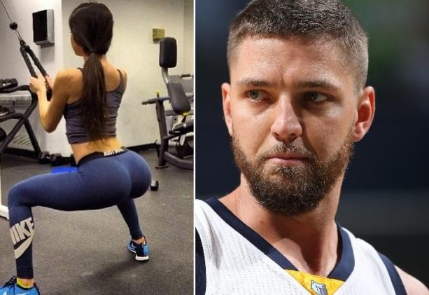Chandler Parsons and World Famous Ass Continue their Romance?