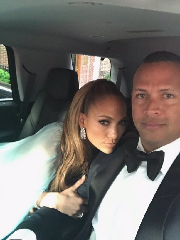 The Power Couple Known as J-Rod Makes 1st Red Carpet Appearance