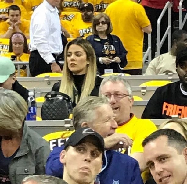 Sorry Cavs Fans Khloe and Tristan are Still Together