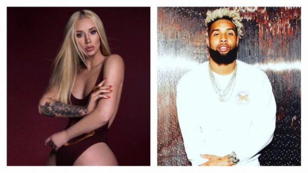 Odell Beckham Jr Has A New Famous Beard In His Life