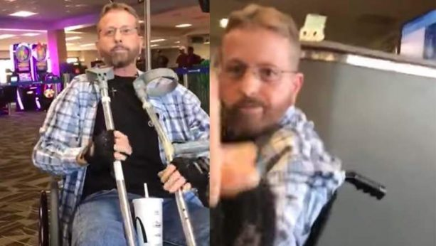 Dude Goes Off On Puerto Rican Man Because He Spoke To His Mother In Spanish!