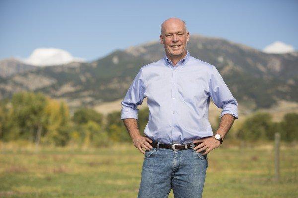Montana Republican Congressional Candidate Greg Gianforte 'Body Slammed' a Reporter
