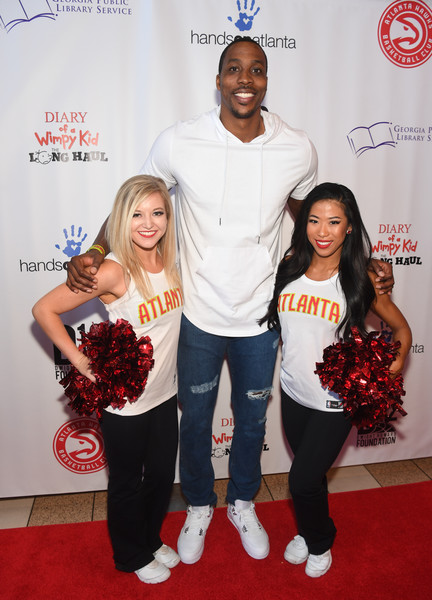 Dwight Howard Doing the Most on Mother's Day