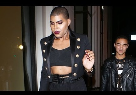 EJ Johnson Sports the Ezekiel Elliott Look in Hollywood