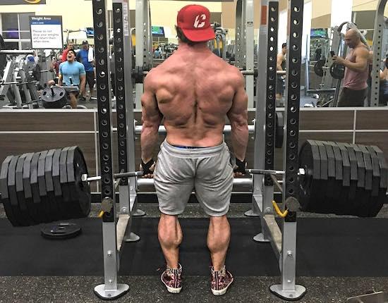 Bodybuilder Gets Caught Using Fake Weights