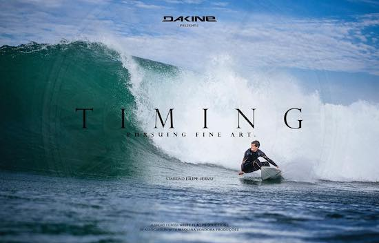 Surf Video- Timing | Pursuing Fine Art