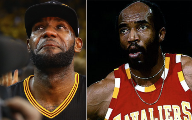 LeBron James Father Identified?