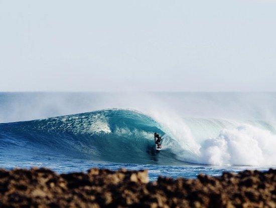 Surf Video- Riley Laing's Desert Barrel Fest in Remote Australia
