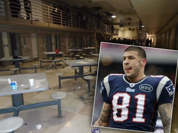 Aaron Hernandez Prison Riot: Inside His Private Hell