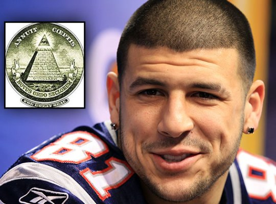 Aaron Hernandez: Another Member of the Illuminati