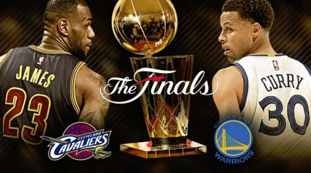 Here are The NBA Finals Odds & Props