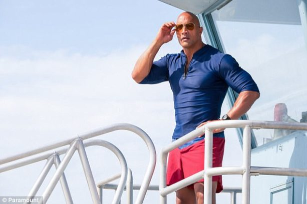 The Rock SLAMS Critics who Savaged Baywatch