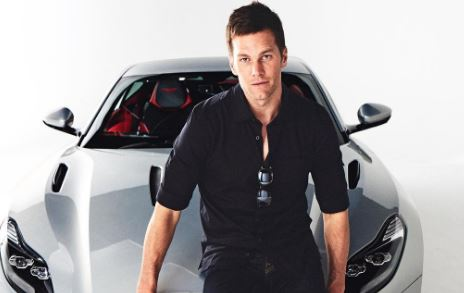 Tom Brady Is Teaming Up With Aston Martin