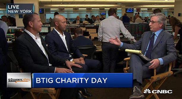 Jeter reportedly Furious Over CNBC interview with Alex Rodriguez