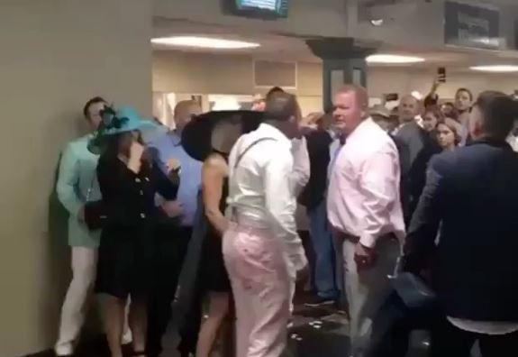 The Kentucky Derby Had Everything, Even A KO
