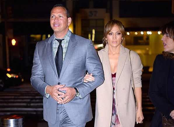 J-Lo and A-Rod Marriage Talk Heating UP