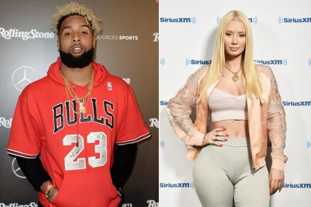 Iggy Azalea Talks about if She is or is Not Dating Odell Beckham Jr