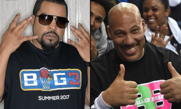 LaVar Ball Accepts Ice Cube's Challenge of Making a 30ft Shot