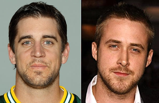 Aaron Rodgers Hired Ryan Gosling's Stylist