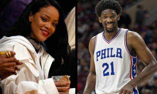 Joel Embiid Comes Clean About Rihanna