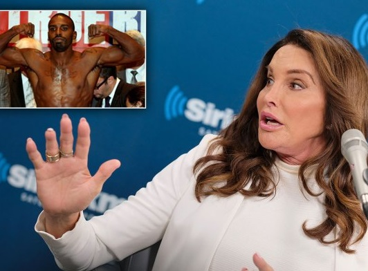 Caitlyn Jenner Hot For Gay Porn Star