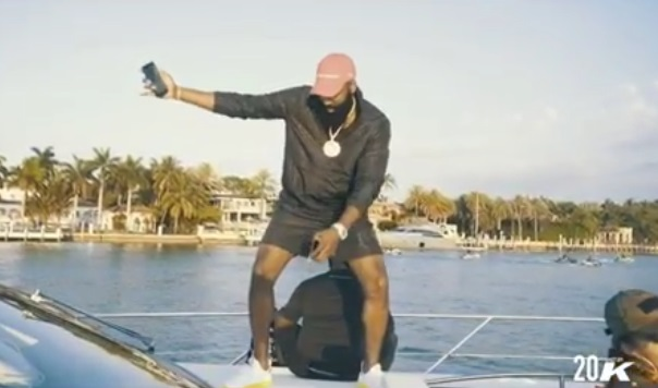 James Harden Boats and Hoes Music Video