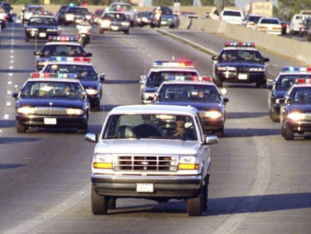 O.J. Simpson Tour and Museum in a Bronco