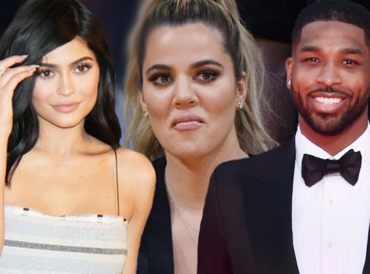 Kylie Sends Nudes To Tristan Thompson?