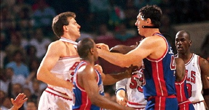 Bill Laimbeer Weighs In On The MJ-LeBron Debate