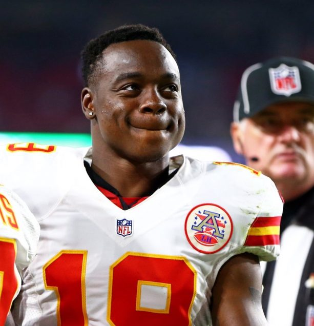 The Wedding of Jeremy Maclin was a Fantasy