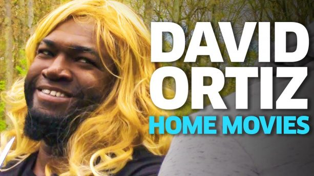 David Ortiz a.k.a. Big Papi Reenacts Famous Boston Movie Scenes