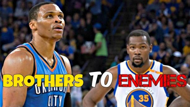 Report: KD Called Russell Westbrook to Congratulate Him