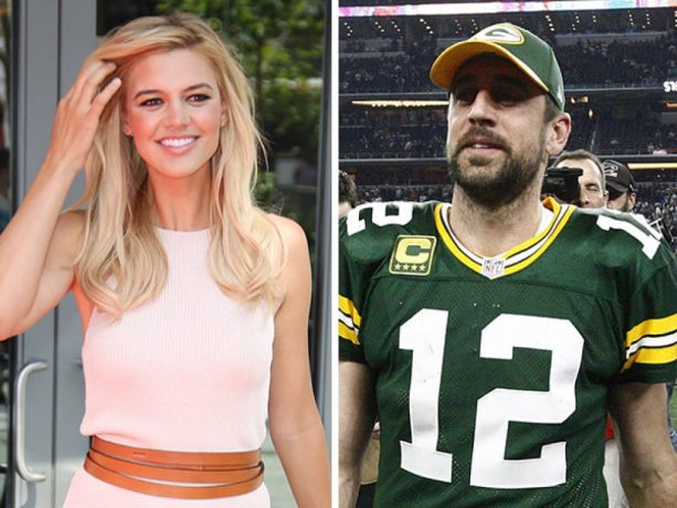 Aaron Rodgers may still be Fake dating Kelly Rohrbach