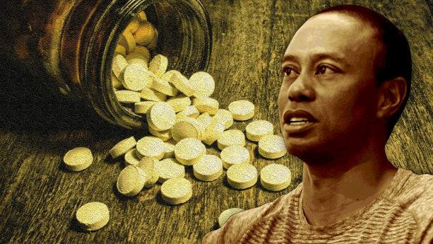 Tiger Woods Getting Professional Help to Manage Meds