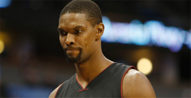 Chris Bosh Ruled To Have A Career Ending Injury