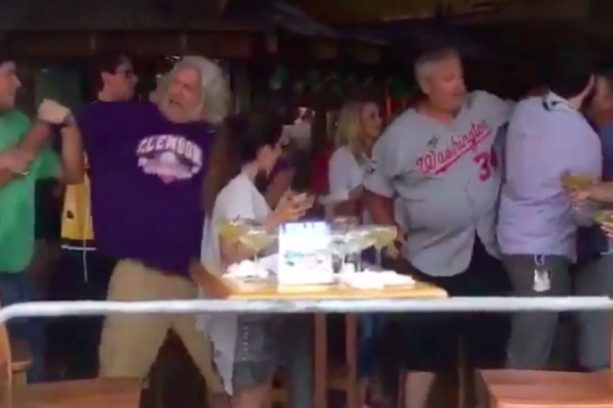 WATCH: Rex Ryan And Rob Ryan Get In Fight At Nashville Bar
