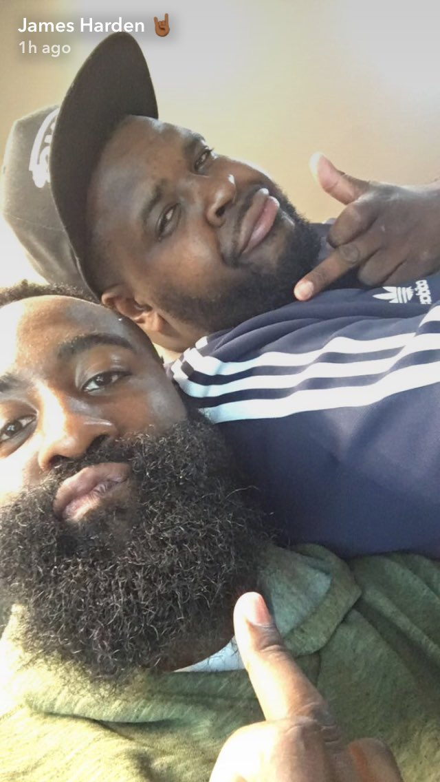 James Harden Caught Being Racist