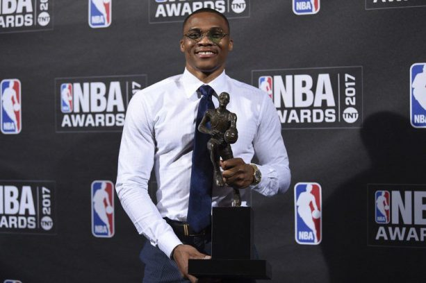 Jordan Brand Releases Awesome Tribute to Russell Westbrook's MVP